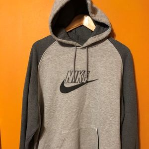 Men's NIKE Swoosh Training Hoodie Pullover XL